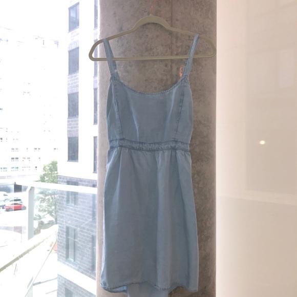 🛍 SALE 3x$30! denim dress!